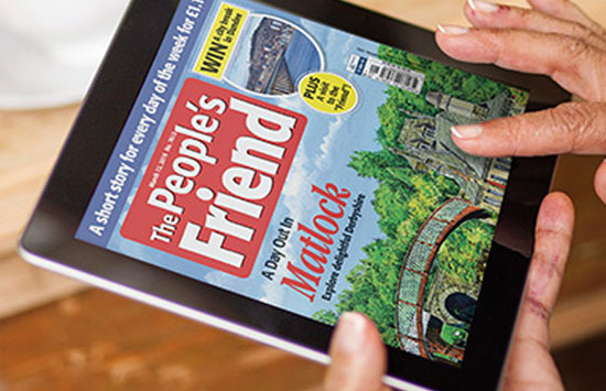 The People's Friend digital edition