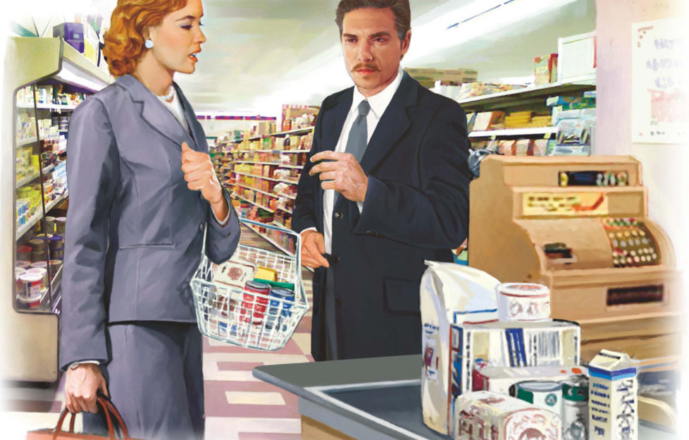 The People's Friend Presents... Supermarket Sweep audio podcast