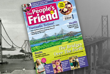 Cover Story Forth Bridges