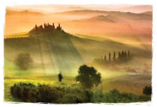 Under A Tuscan Sky is a luscious romance.