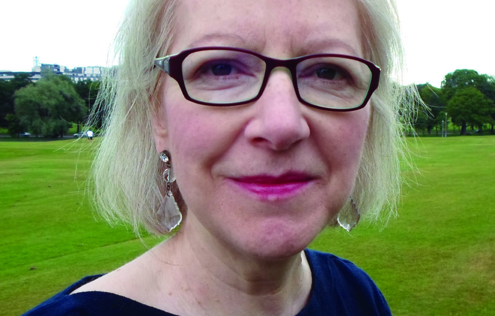 Kate Blackadder is our Writer of the Week