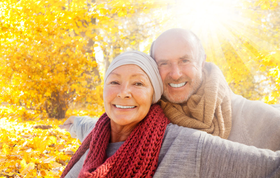 the best things about ageing