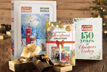 Find the perfect gift with The People's Friend