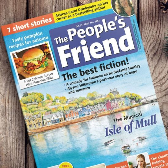 The Peoples Friend Subscription Christmas