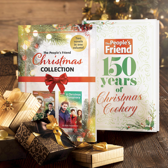 The People's Friend Christmas Book Pack (Shutterstock/Supplied)