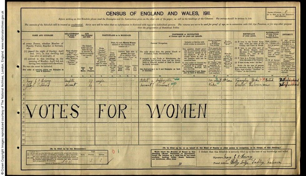 searching census records
