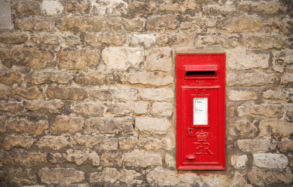 postal submissions