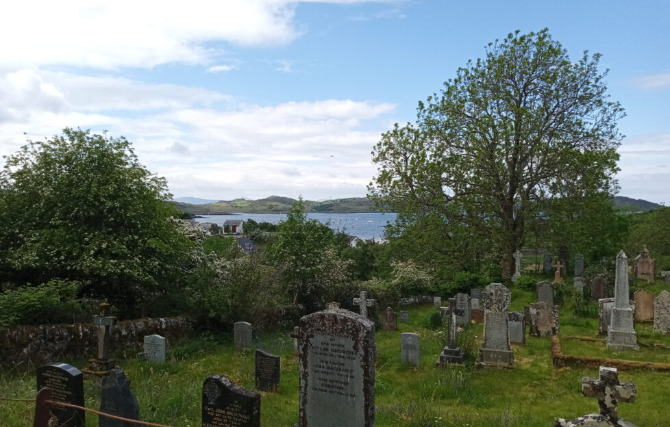 the poet of arisaig