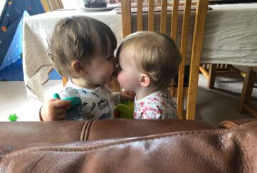 Isla and Danny's Play Date