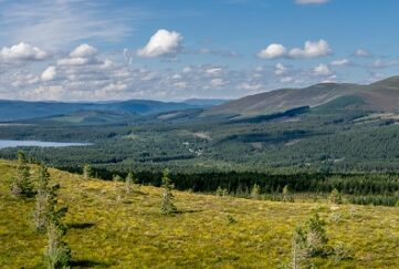 above glorious glenmore