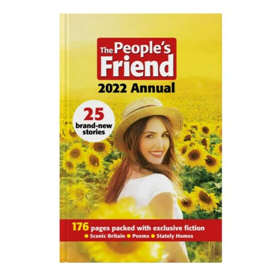 The People's Friend Annual 2022